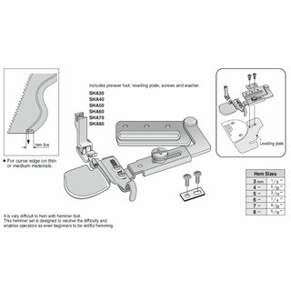 A50-6 Suisei Swing Hemmer Small