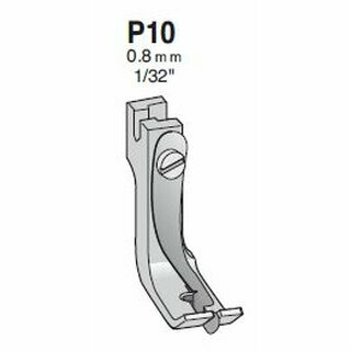P10 Suisei Top Stitch Guide Foot